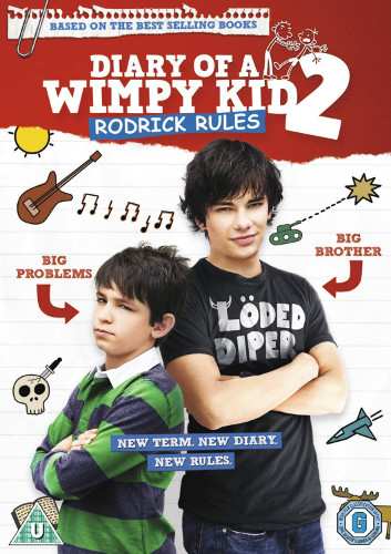 Diary Of A Wimpy Kid 2 Rodrick Rules Pressure To Watch Ethos Education