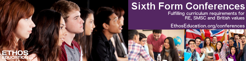 Sixth Form Conferences banner