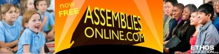 Assemblies banner