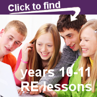 RE Lessons nav 10-11